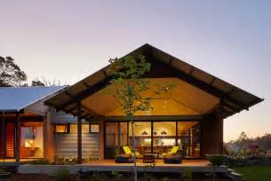 home design shows australia modern australian farm house with passive solar design 1