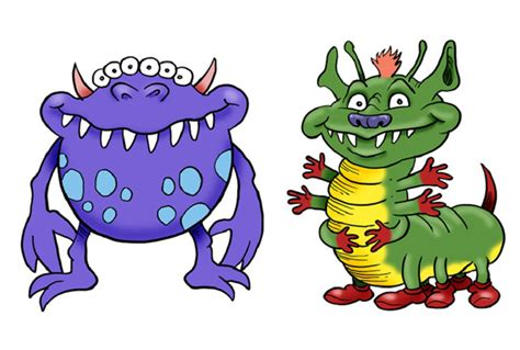 monsters free best clipart 3358 clipartion