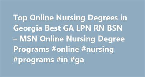 Nursing Certificate Programs - 25 best nursing schools in ideas on