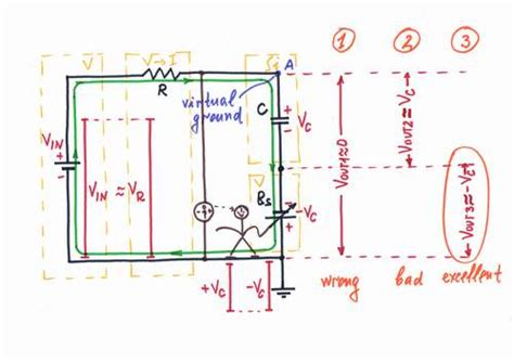 rc integrator output rc integrator circuit the output is taken across 28 images rc integrator java experiment rc