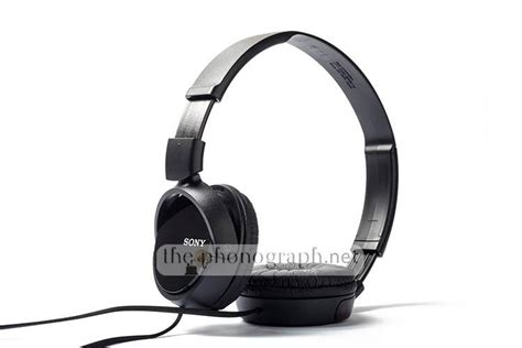 Sony Headphone Mdr Zx 110 Ap sony mdr zx110 sony mdr zx110ap review thephonograph net