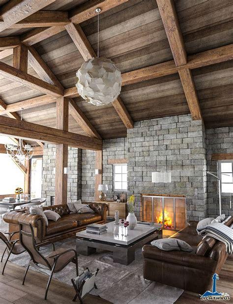 rustic interiors rustic interior created by lighthaus studio using 3ds max
