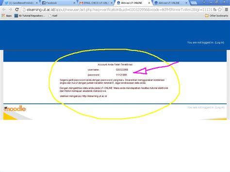 jadwal tutorial online ut yuk simak 10 langkah aktivasi tutorial online pokjar