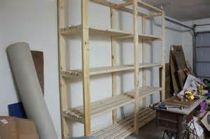 Easy Garage Shelving Easy Diy Garage Shelving Hometalk
