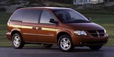 2003 dodge caravan value 2003 dodge caravan values nadaguides