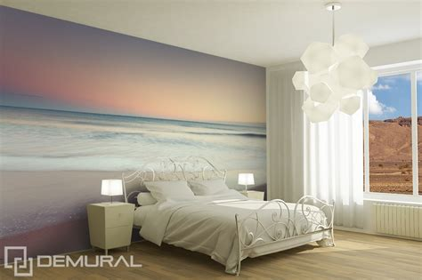 murales da letto mormorio mare carta da parati fotomurali da