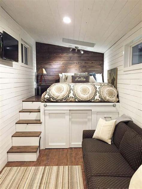 small space ideas  maximize  tiny bedroom