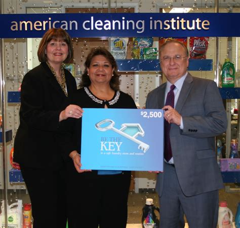 Sweepstakes Winners 2013 - sweepstakes be the key american cleaning institute
