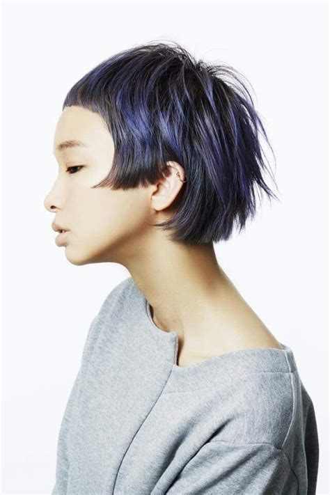 bomb hair cut 52 best modern feminine mullets images on pinterest