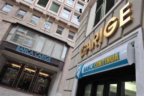 banc carige carige la bce chiede di vendere il doppio dei crediti