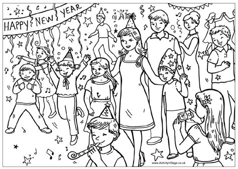 whistle coloring pictures of party coloring pages