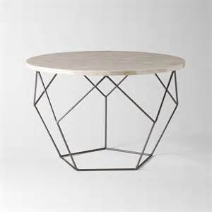 origami coffee table west elm uk