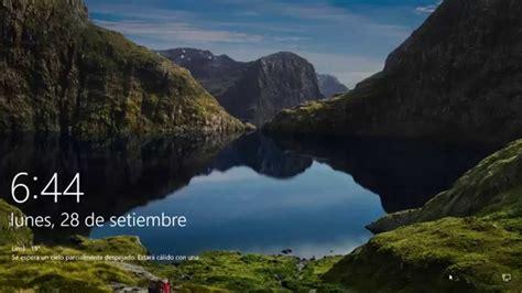 Imagenes Windows 10 Pantalla Bloqueo | quitar la pantalla de bloqueo en windows 10 trellat