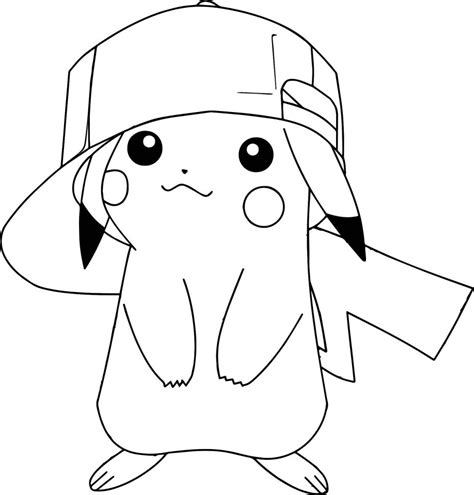 imagenes kawai para pintar dibujos pikachu para dibujar imprimir colorear y