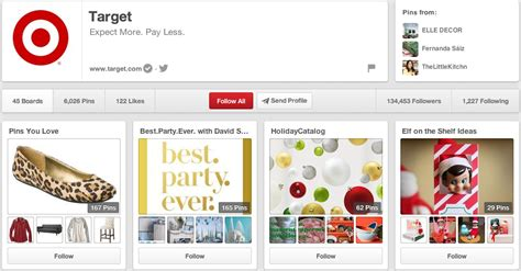 pinterest target 6 brands that are having a quot pinterest christmas quot