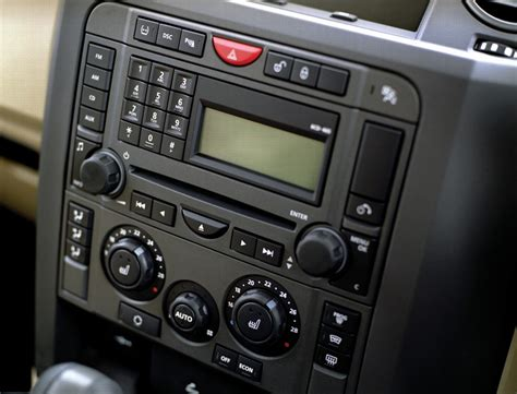 land rover lr3 dashboard replacement 2007 land rover lr3 pictures history value research