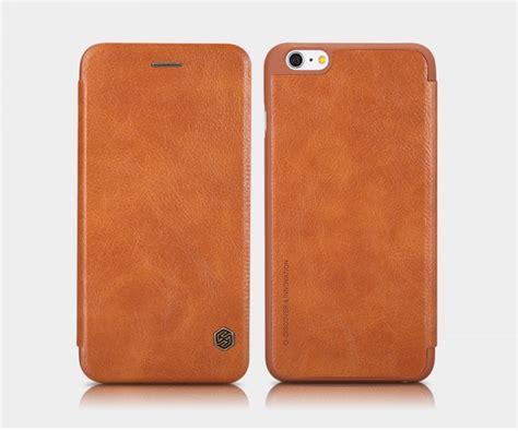 Nillkin Qin Series Leather For Apple Iphone 5 5s Merah nillkin qin series for apple iphone 6 plus 5 5 quot us 14 4 nillkin