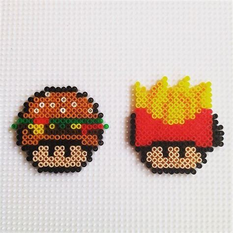 perler bead food 17 best images about perler bead on