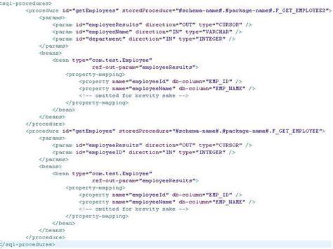 xml file pattern c patterns