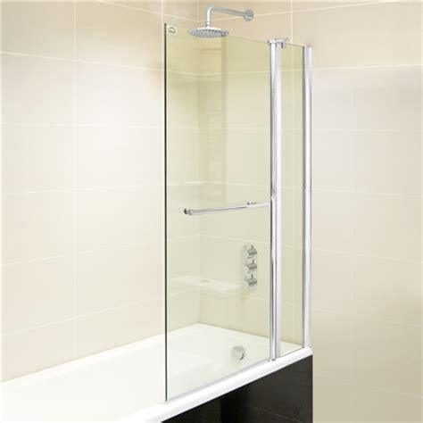 bathroom shower screen why fit a bath shower screen bath decors