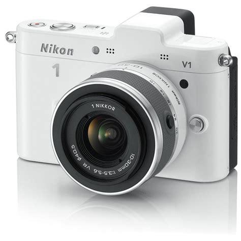 nikon nikon 1 v1 mirrorless digital with 10 30mm 27506