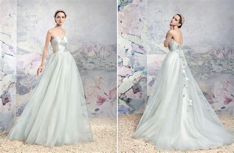colored wedding dresses colored wedding dresses papilio boutique