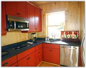Kitchen Cabinet Color Ideas For Small Kitchens by Best Color For Kitchen Cabinets In Small Kitchen Home