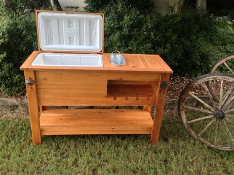 Outdoor Wood Trash Can Cabinet Plans