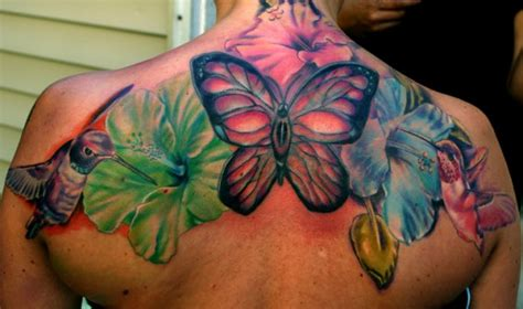 hummingbird butterfly tattoo designs hummingbird tattoos are fast fliers on skin 171
