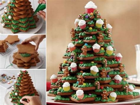 christmas 3d cookies 3d cookie tree recipe with tutorial