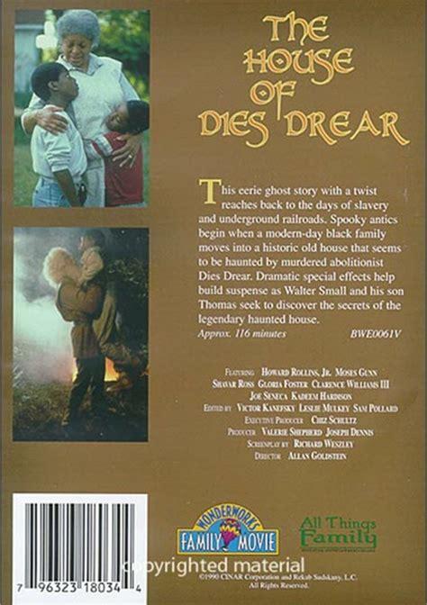 the house of dies drear movie house of dies drear the dvd 1990 dvd empire