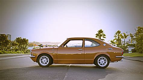 classic corolla 1972 toyota corolla levin review roadtest