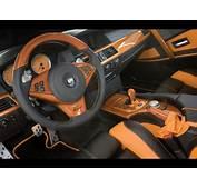 2007 Lumma Design CLR 500 RS Based On BMW M5  Dashboard