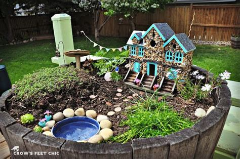 16 Do It Yourself Fairy Garden Ideas For Kids Gardening Ideas For Children