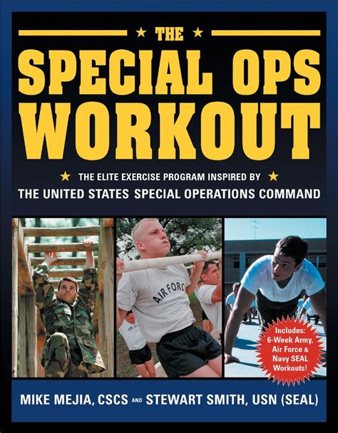 book the special operations workout by stew smith stew