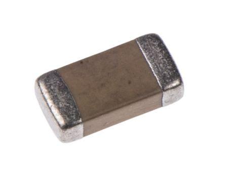 10nf smd capacitor 12065c103kat2a avx 10nf multilayer ceramic capacitor mlcc 50v dc 177 10 x7r dielectric 1206
