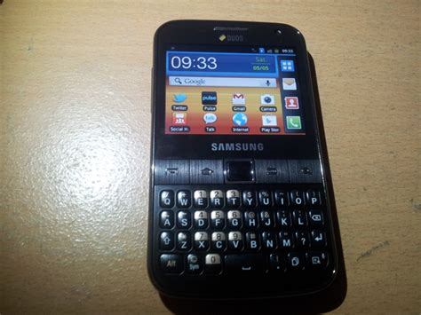 samsung galaxy y pro duos gt b5512 on gallery