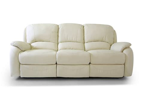 sofa spedition camella bequemes relax 3 sitzer sofa kunstleder