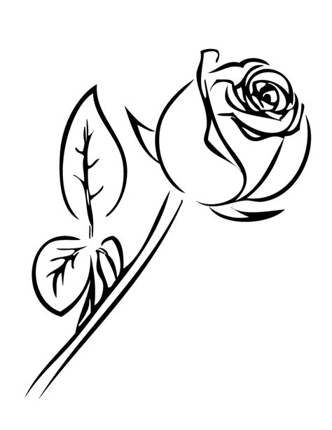 single rose coloring page rose clip art coloring pages hot girls wallpaper