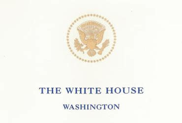 white house letterhead united states mint edmund c moy