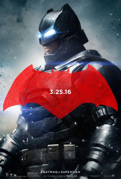dawn of justice batman v superman nieuwe batman v superman karakterposters de filmblog