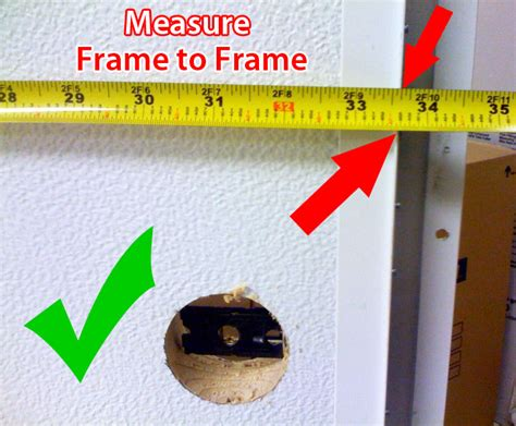 How To Measure A Door by How To Measure A Mobile Home Door