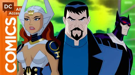 movie after justice league gods and monsters cbtvb justice league animated series coming to machinma