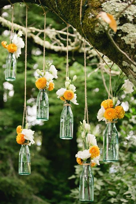 Garten Ideen Blumen 50 Ideen F 252 R Tischdeko Gartenparty Unter Freunden