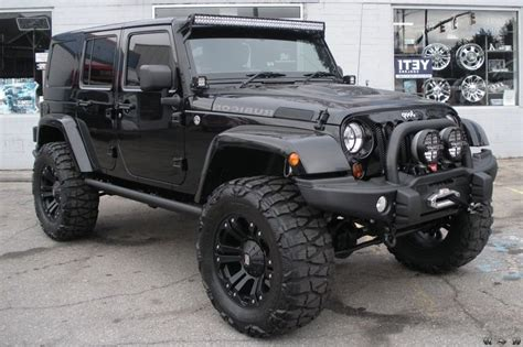 Jeep Wrangler Unlimited Rubicon Sale Jeep Jeep Wrangler Unlimited Rubicon Black For Sale Lsgr