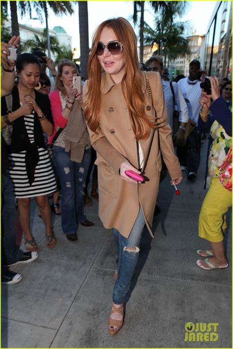 Prada Miu Miu Lindsay Lohan For Miu Miu Ad Caign Pictures by Lindsay Lohan Snl Deleted Photo 2637578