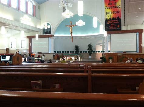 sacred heart church in rancho cucamonga