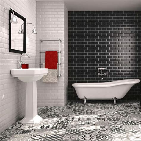 black white and silver bathroom ideas bathroom ideas for 2016 walls and floors