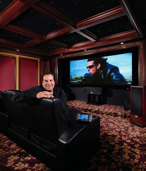 garage home theater part iii sound vision