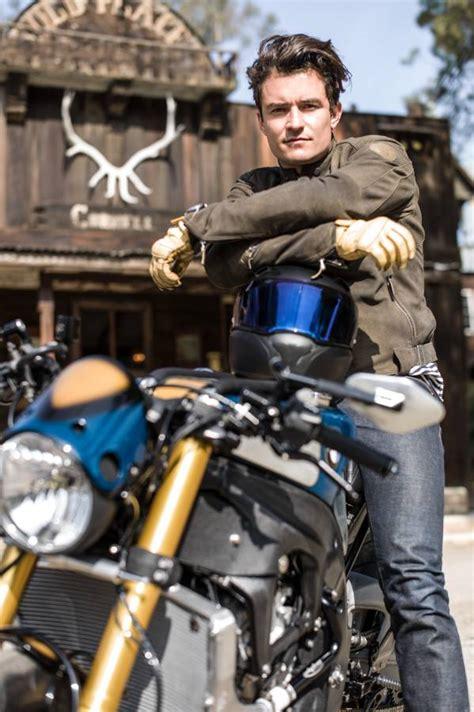 orlando bloom motorcycle bmw motorrad and orlando bloom present the bmw s 1000 r